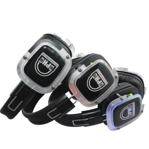 Power Amp 1 Silent Disco Headphones